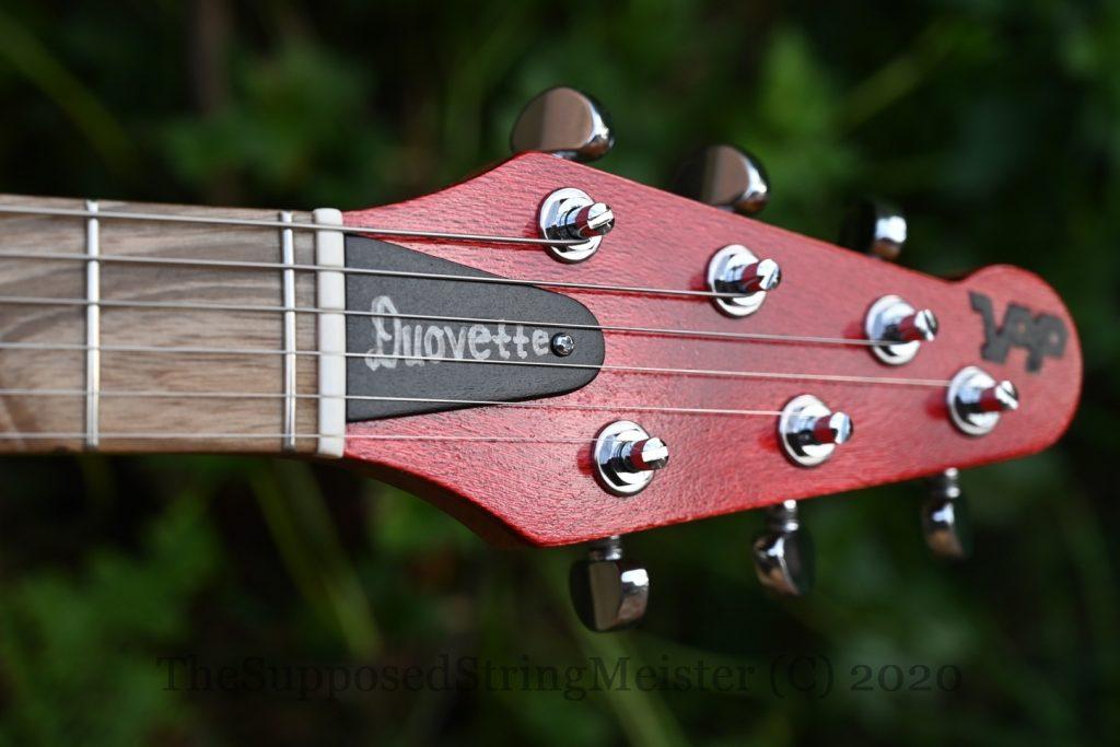 'Gretsch' Duovette 2020 Guitar